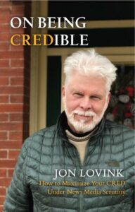On Being Credible by Jon Lovink.